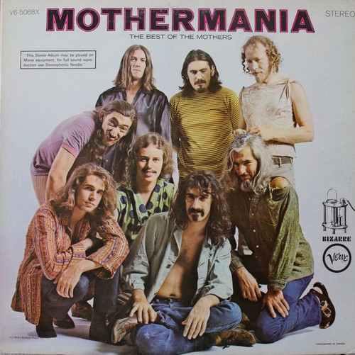 The Mothers - Mothermania (The Best Of The Mothers)