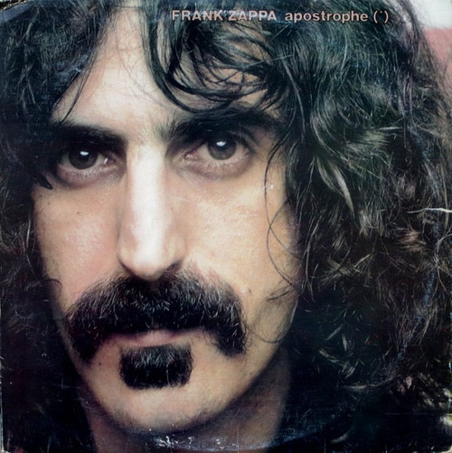 Frank Zappa - Apostrophe (') Original Sealed copy