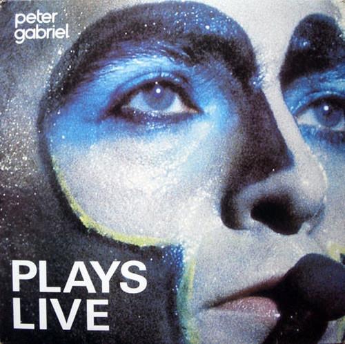Peter Gabriel - Plays Live ( 2 LP set VG+)
