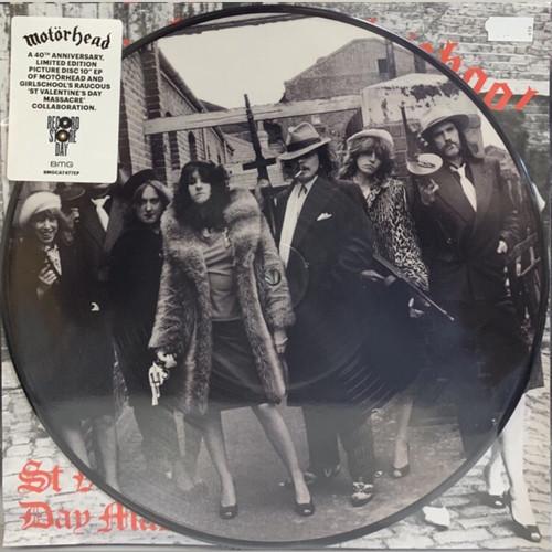 RSD2021 - Motörhead - Motörhead - St Valentines Day Massacre