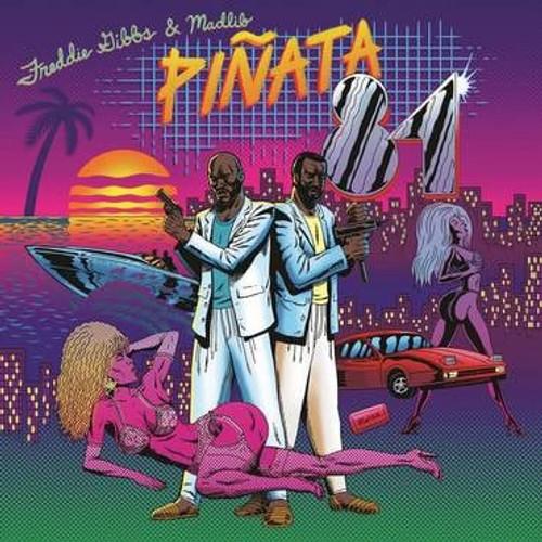 RSD2021 - Freddie Gibbs & Madlib - Piñata '84