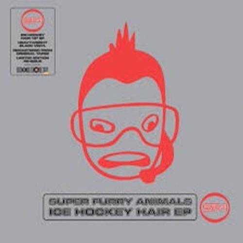RSD2021 - Super Furry Animals - Ice Hockey Hair EP
