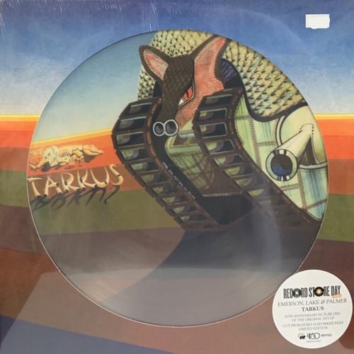 RSD2021 - Emerson, Lake & Palmer - Tarkus (Picture Disc)