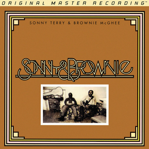 Sonny Terry & Brownie McGhee - Sonny & Brownie (MoFi - Out of Print SEALED)