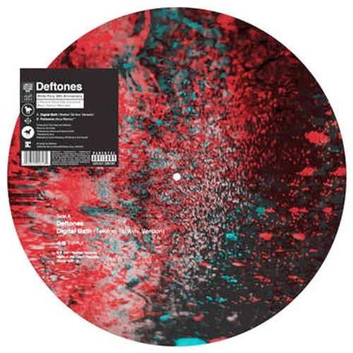 RSD2021 - Deftones - Digital Bath (Telefon Tel Aviv Version) / Feiticeira (Arca Remix)
