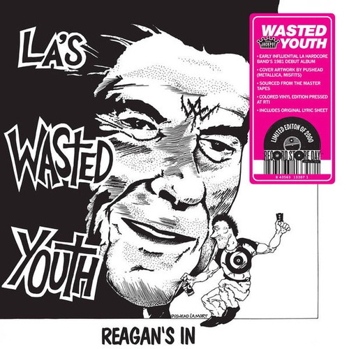 RSD2021 - Wasted Youth - Reagan's In