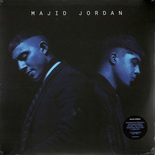 RSD21 -Majid Jordan – Majid Jordan (2LP Blue Vinyl)