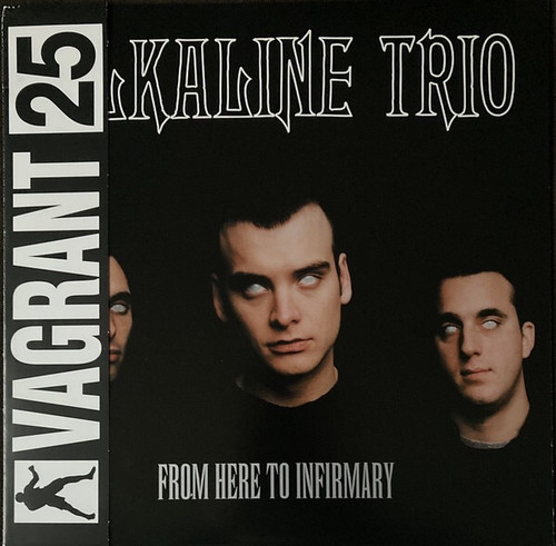 RSD2021 - Alkaline Trio - From Here To Infirmary