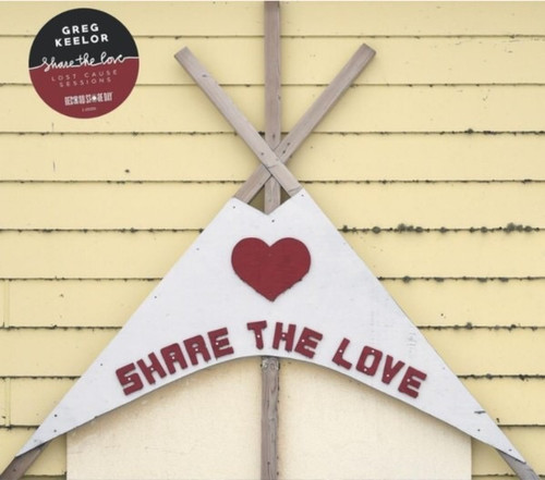 RSD2021 - Greg Keelor - Share The Love: Lost Cause Sessions