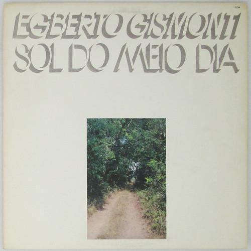Egberto Gismonti – Sol Do Meio Dia (ECM)