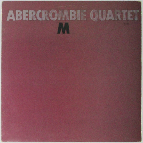 Abercrombie Quartet – M