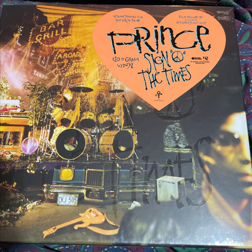 "Prince - Sign ""O"" The Times Deluxe Box"
