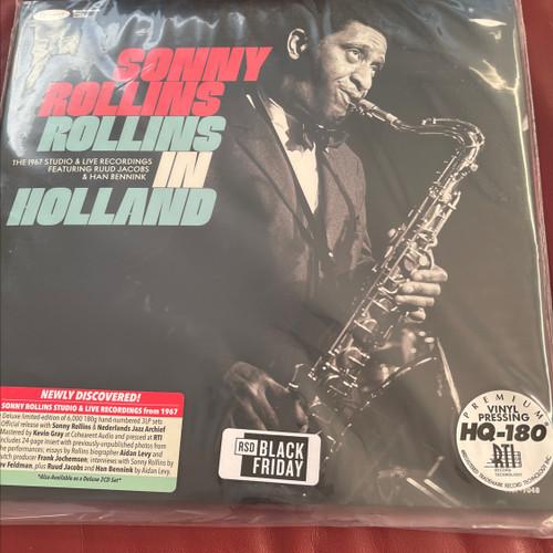Sonny Rollins - Rollins In Holland