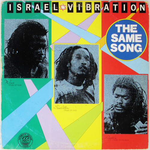 Israel Vibration – The Same Song (VG-)