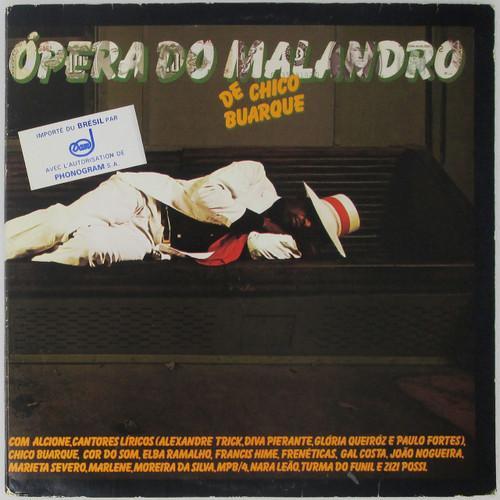 Chico Buarque – Ópera Do Malandro (2 LP)