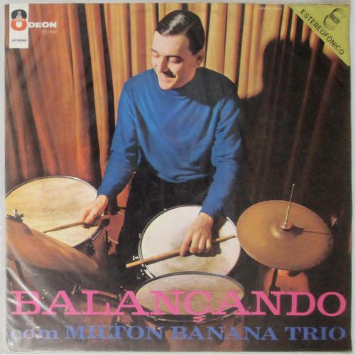 Milton Banana Trio – Balançando Com Milton Banana Trio