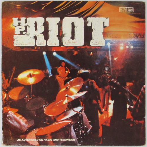 H.P. Riot – H. P. Riot (Canadian Soul / Funk)