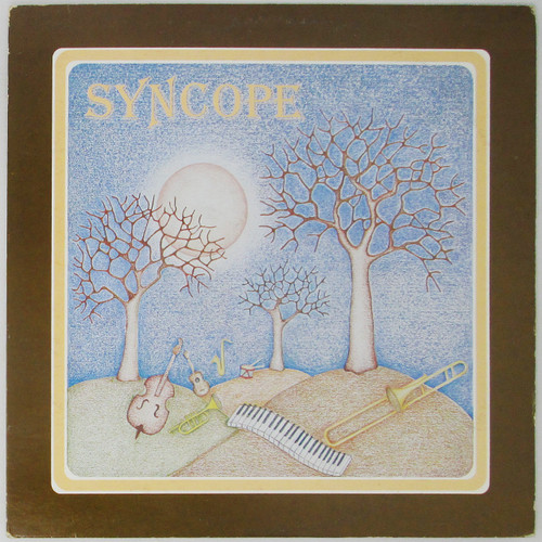 Syncope - Syncope  (rare Jazz Fusion / prog LP from Gatineau)