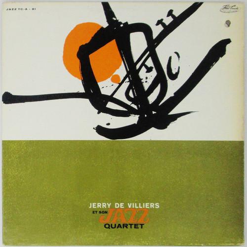 Jerry De Villiers - Jerry De Villiers Et Son Jazz Quartet 