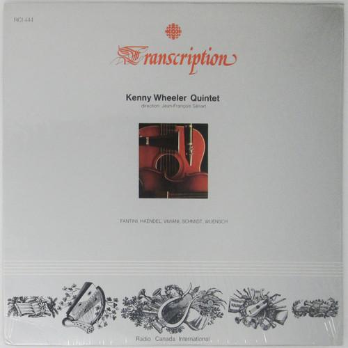 Kenny Wheeler Quintet - S/T