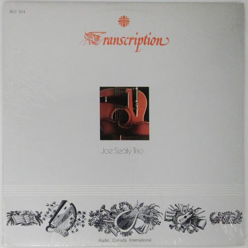 Joe Sealy Trio - S/T