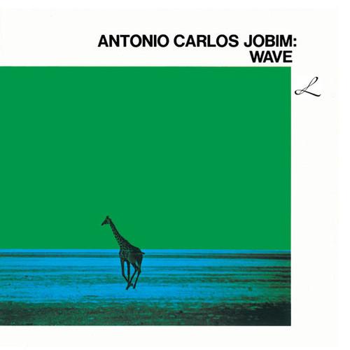 Antonio Carlos Jobim - Wave (LP+CD)