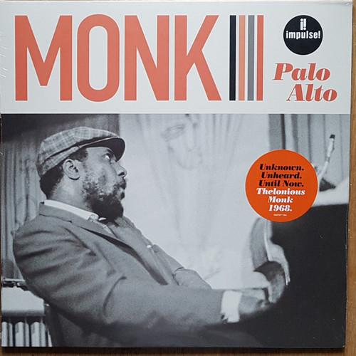 RSD2021 - Thelonious Monk - Palo Alto: The Custodian's Mix (limit 1 per customer)