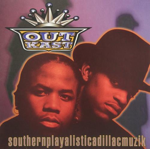 Outkast - Southerplayalisticadillacmuzik