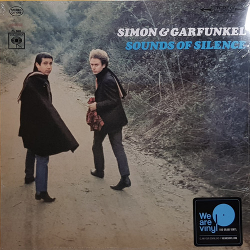 Simon and Garfunkel - Sound Of Silence