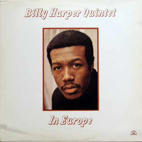 Billy Harper Quintet - In Europe ( Italy Soul Note NM)