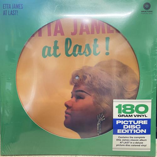 Etta James - At Last! (Picture disc)