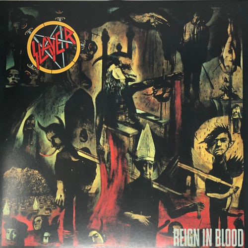 Slayer - Reign In Blood (2014 Limited Edition Clear Vinyl)