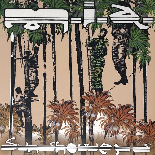"""M.I.A - Sunshowers (12"""" Single)"""