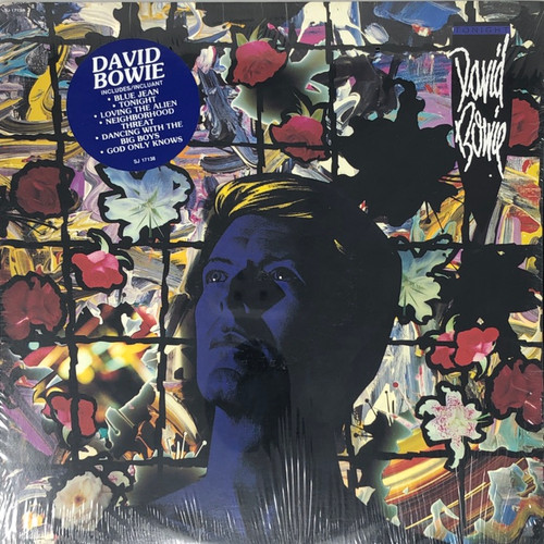 David Bowie - Tonight (In Open Shrink with Hype Sticker)