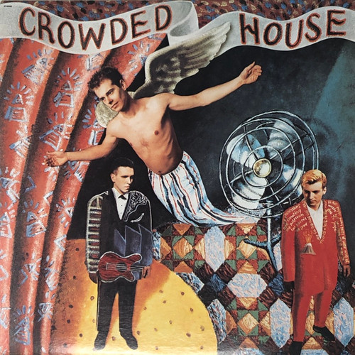 Crowded House - S/T (VG)