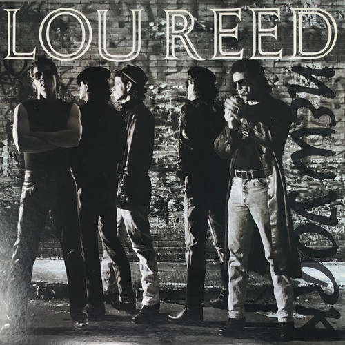 Lou Reed - New York (1989 Canadian Press VG)