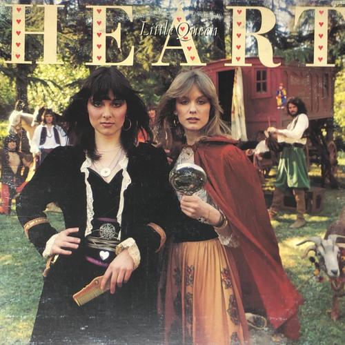 Heart - Little Queen (VG)