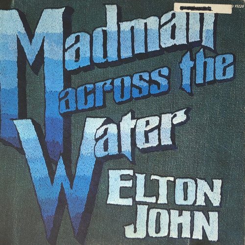Elton John - Madman Across The Water (See Description)