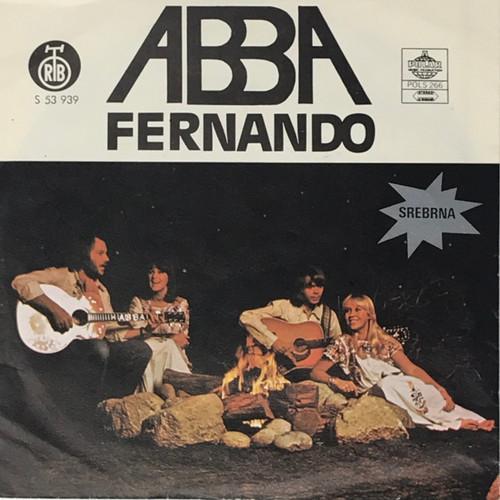 """ABBA - Fernando / Tropical Loveland (Yugoslavian 7"""" Single)"""