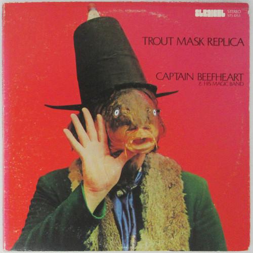 "Captain Beefheart & His Magic Band ""Trout Mask Replica"" (Double LP)"