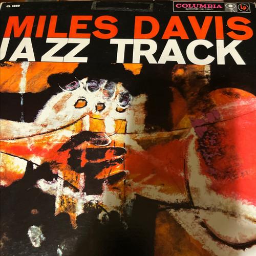Miles Davis - Jazz Track ( 1959 6 eye)