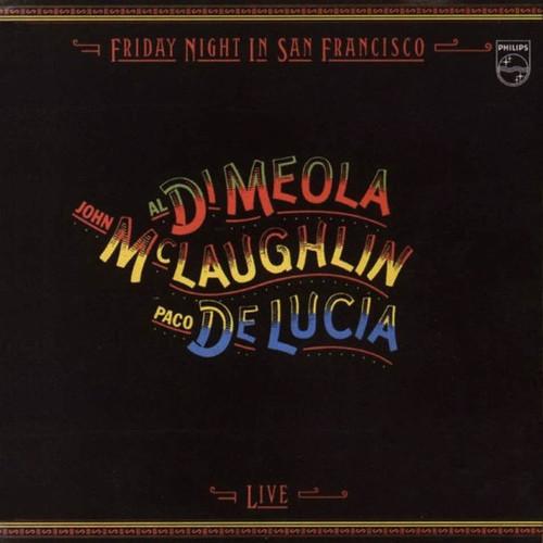 John McLaughlin - Friday Night In San Francisco (1997 Vivante pressing NM)