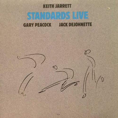 Keith Jarrett - Standards Live (beautiful copy)