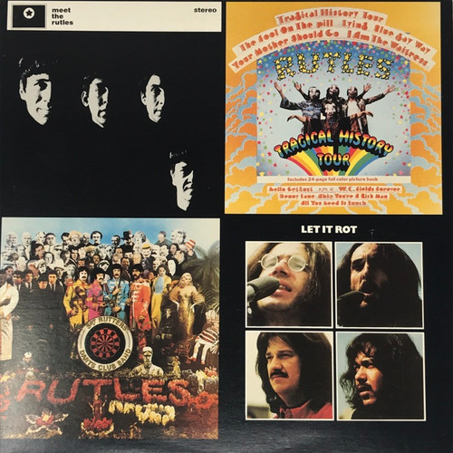 The Rutles -  S/T (Complete 1st Canadian Pressing)