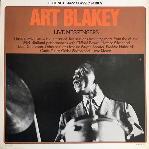 Art Blakey - Live Messengers (2 LP NM)