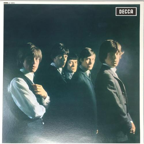 The Rolling Stones  -  S/T (UK Mono Red Vinyl)