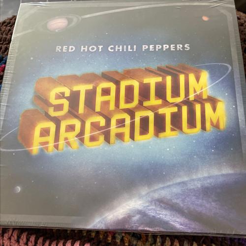 Red Hot Chili Peppers - Stadium Arcadium (4LP Boxset)