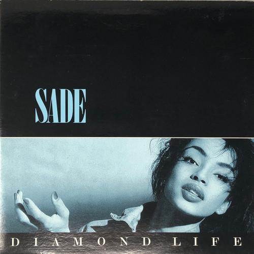 Sade - Diamond Life (VG)