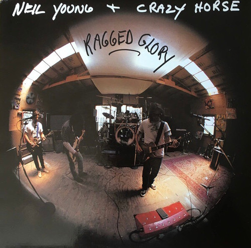 Neil Young & Crazy Horse - Ragged Glory (1st Canadian Pressing 1990)