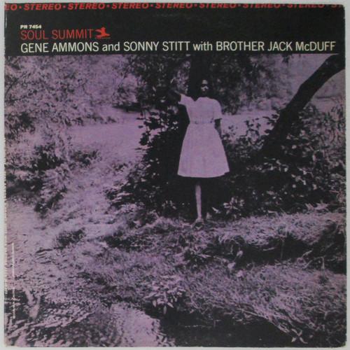 Gene Ammons, Sonny Stitt, Brother Jack McDuff – Soul Summit